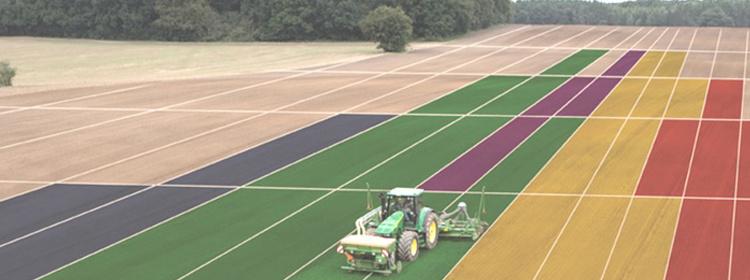 Master GIS Science Droni agricoltura