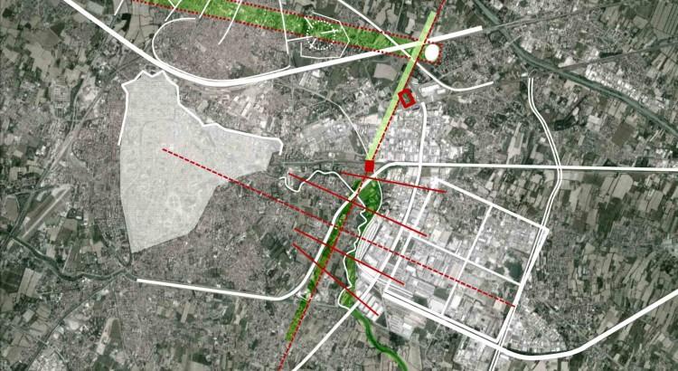 GIS GPS droni