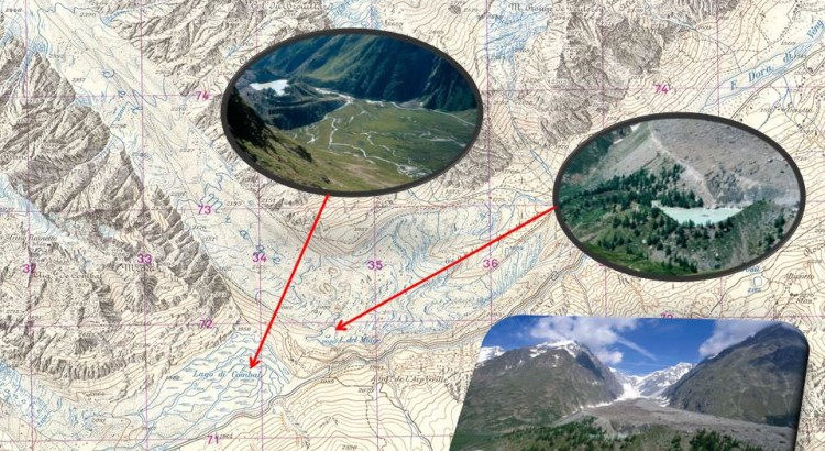 GIS telerilevamento geomorfologia