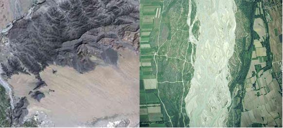 GIS telerilevamento droni