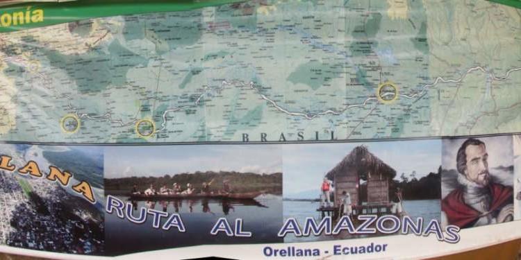 GIS partecipazione amazzonia