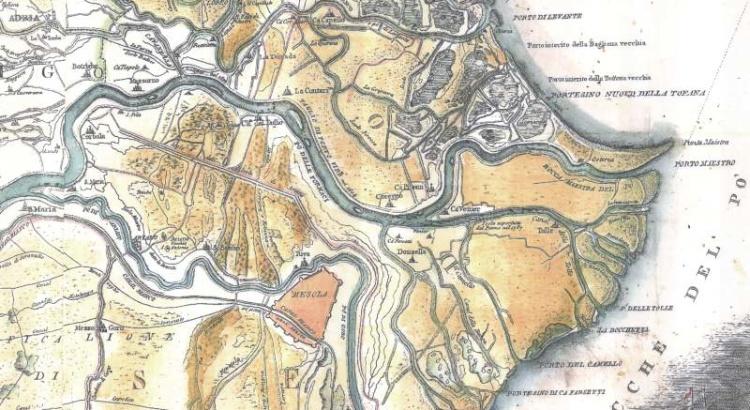 GIS cartografia storica