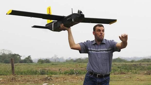 Master GIS droni