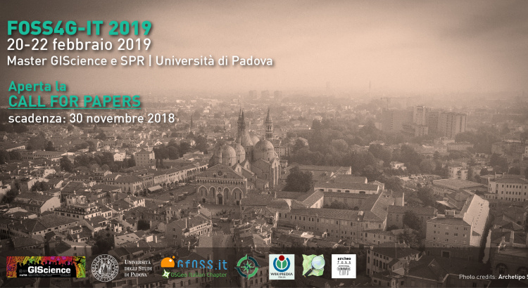 Foss4G_IT-CallForPapers_Padova
