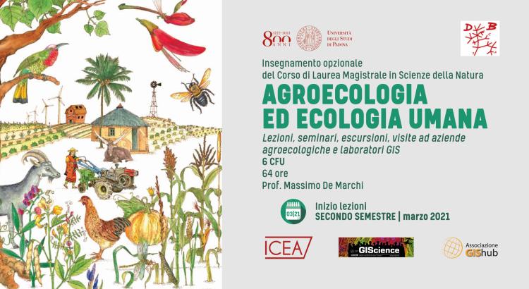 Locandina Agroecologia2021